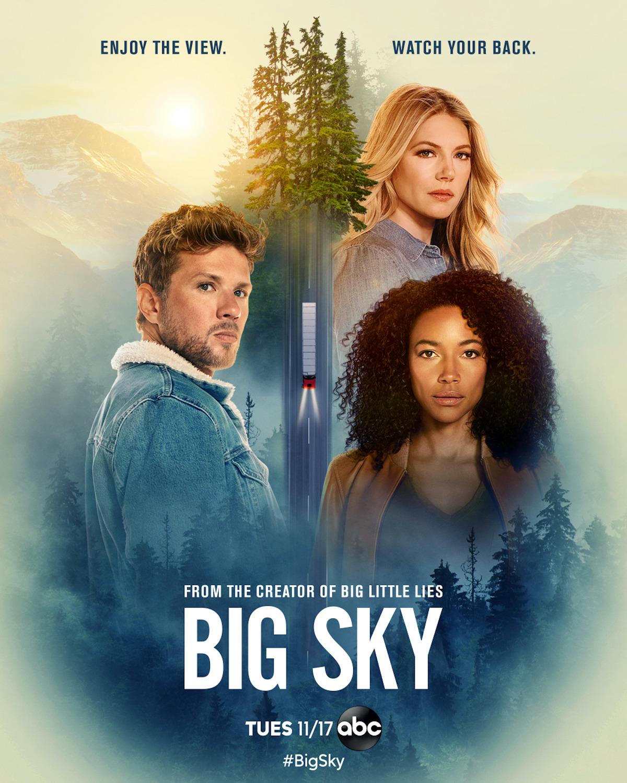 Big Sky (έως S01E08)