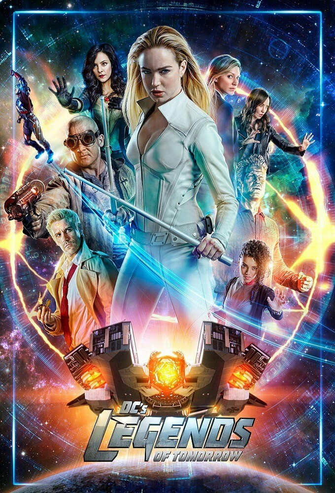 DC: Legends of Tomorrow (έως S06E02)