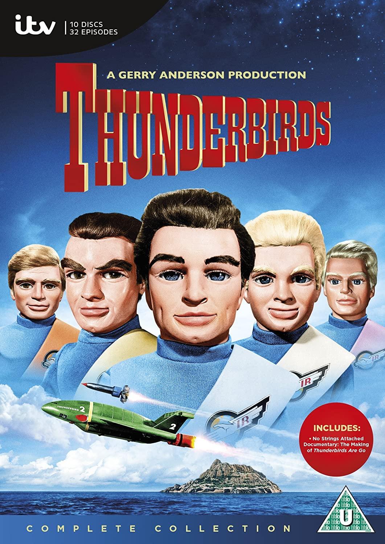 Thunderbirds (έως S01E07)