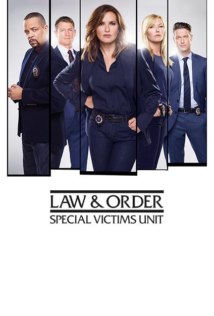 Law and Order: Special Victims Unit (έως S16E22) (Law & Order: SVU)