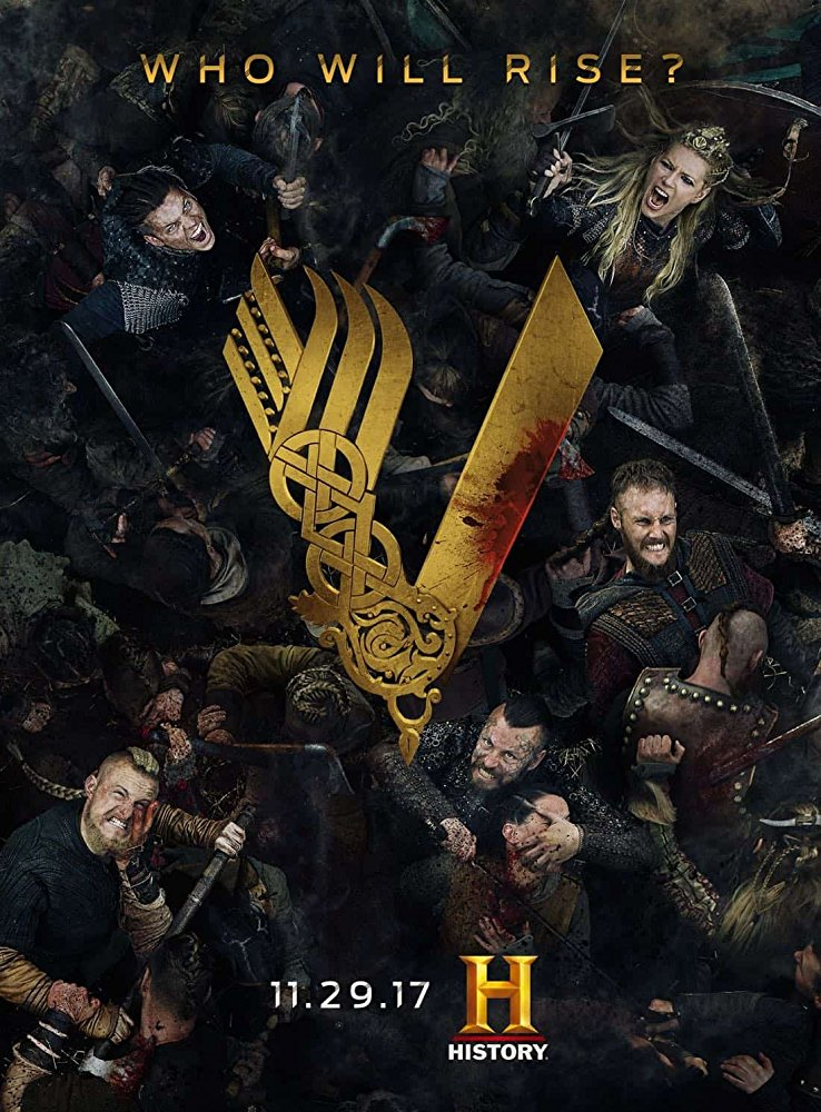 Vikings (S01 - S06)