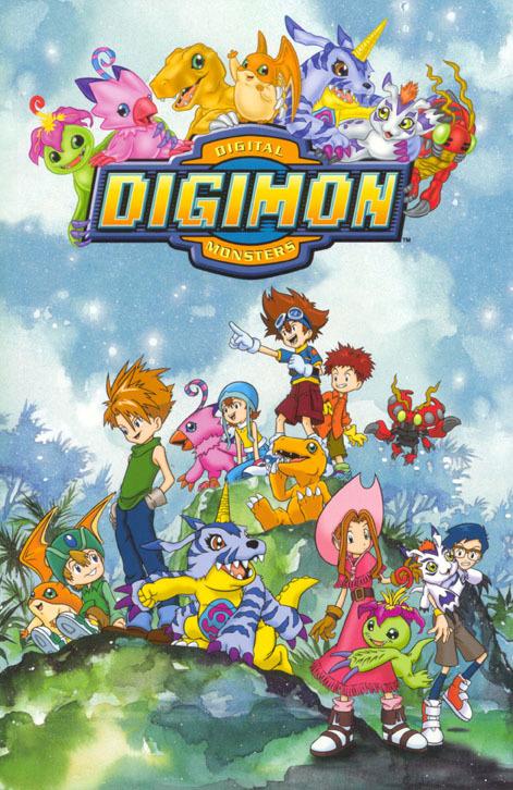 Digimon (έως S01E010)