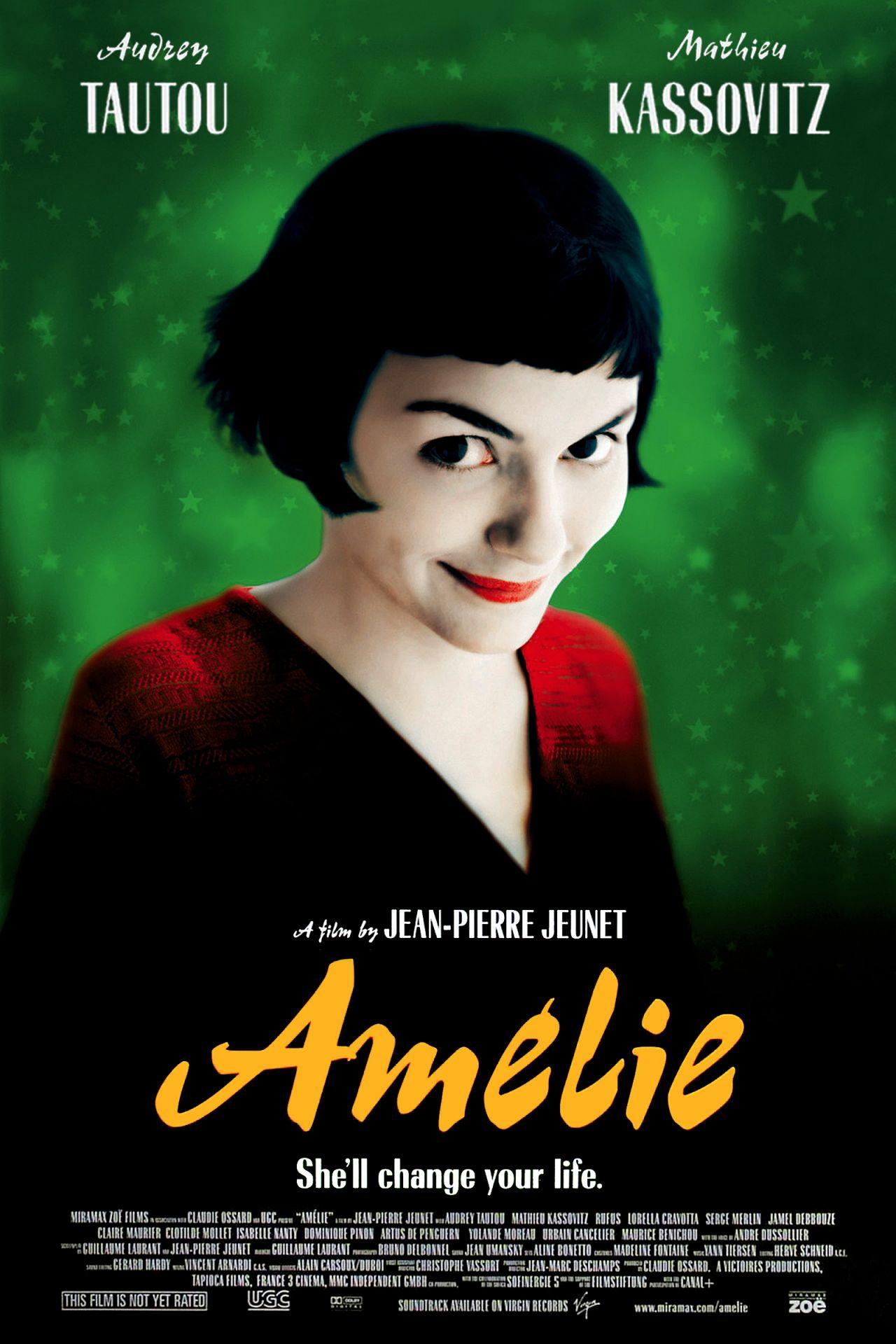 Amelie (Le fabuleux destin d\'Amélie Poulain)