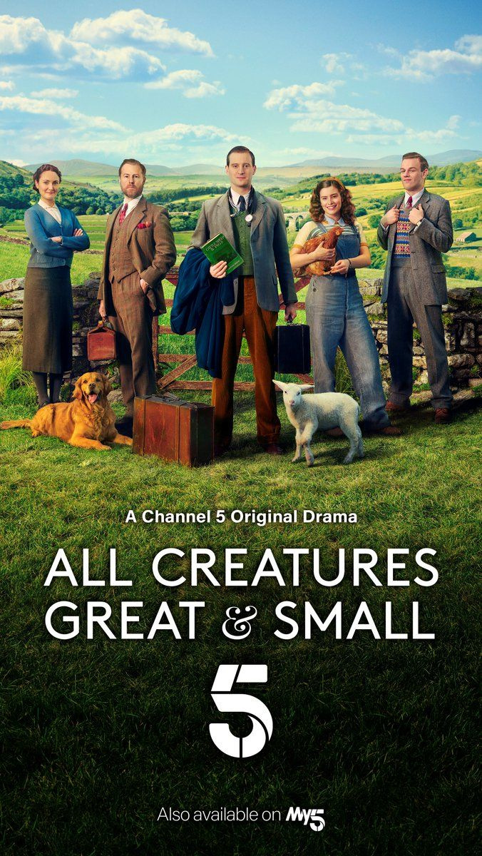All Creatures Great and Small (S01)