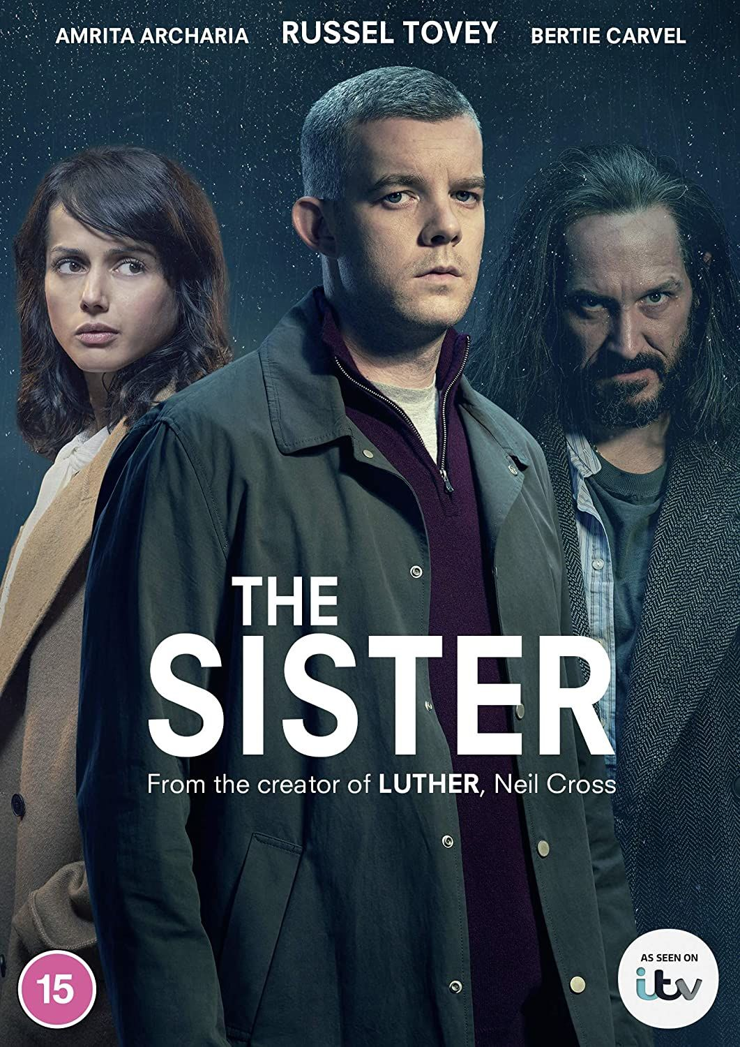 Because the Night (έως S01E02) (The Sister)