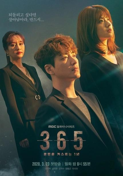 365 Repeat Τhe Year (έως S01E06) (365: Unmyeongeul Geoseuleuneun 1nyeon )
