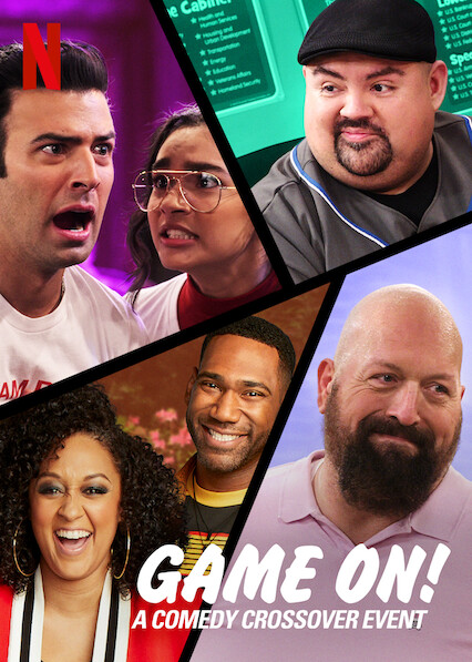 Game On! A Comedy Crossover Event (S01)