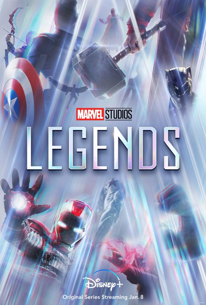 Marvel Studios: Legends (S01)