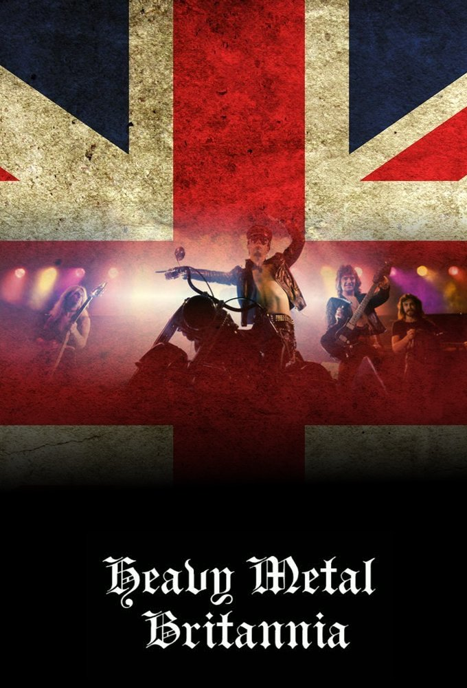 Heavy Metal Britannia