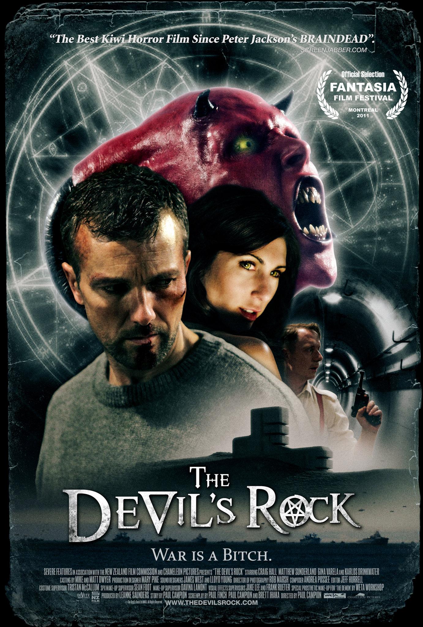 The Devil\'s Rock