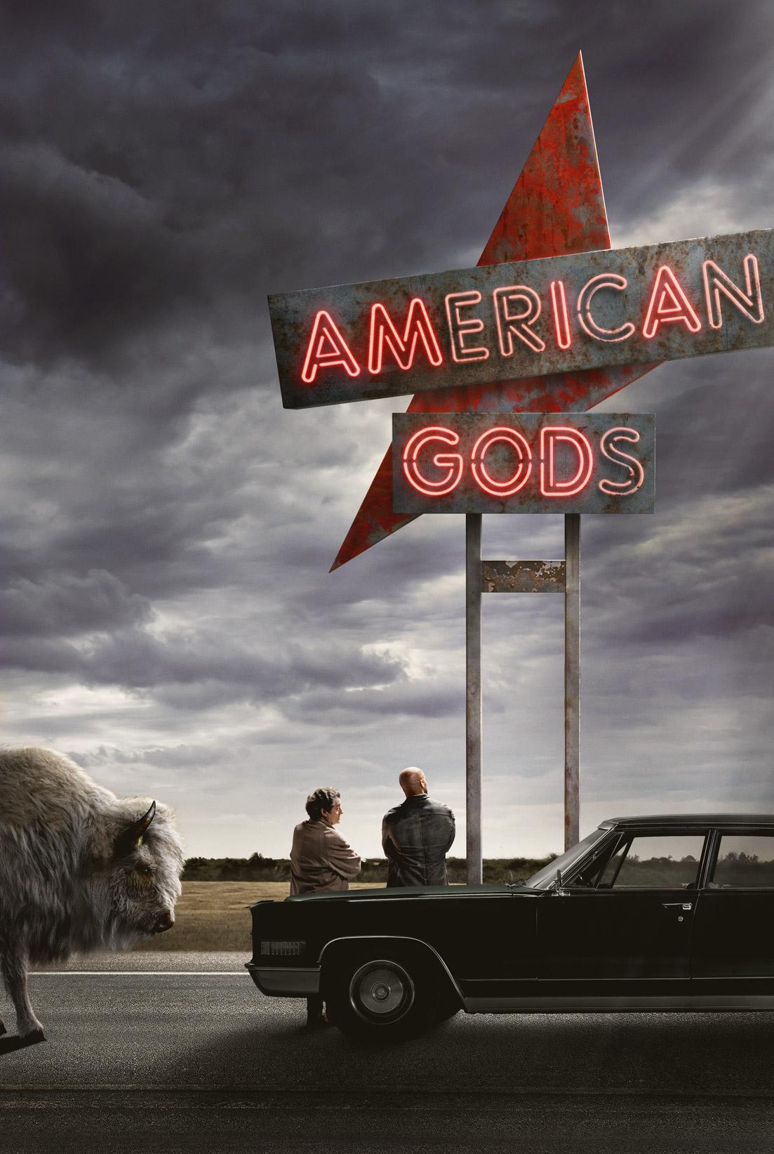 American Gods (έως S03E04)