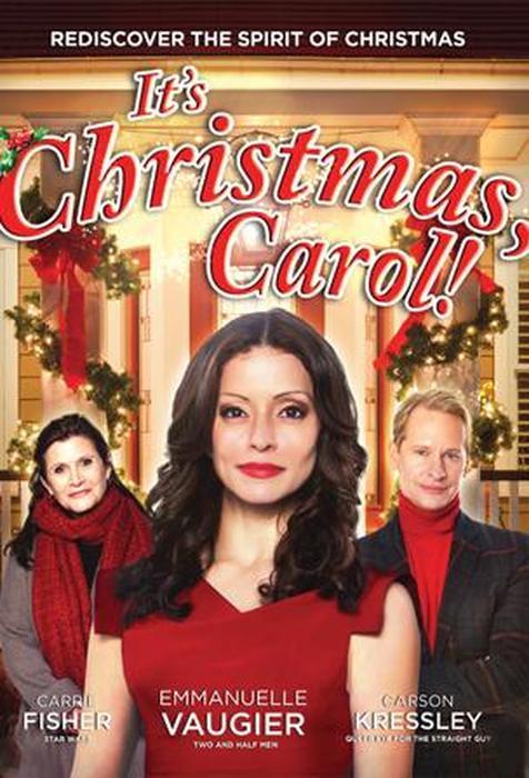 It\'s Christmas, Carol!