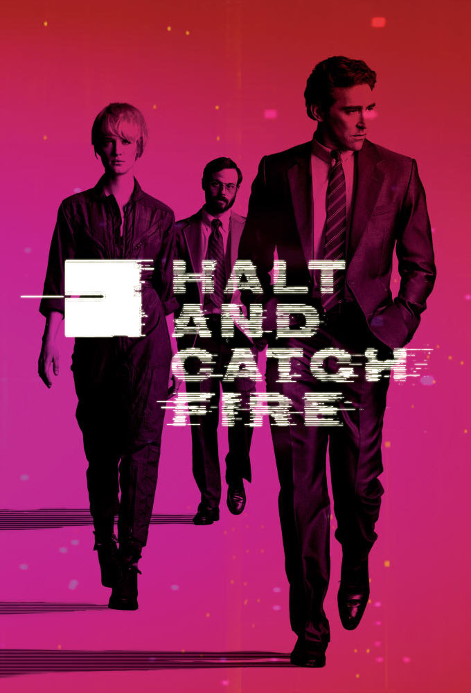Halt and Catch Fire (S01-S04)