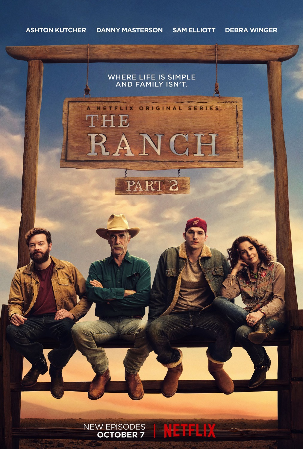 The Ranch (S01-S04)