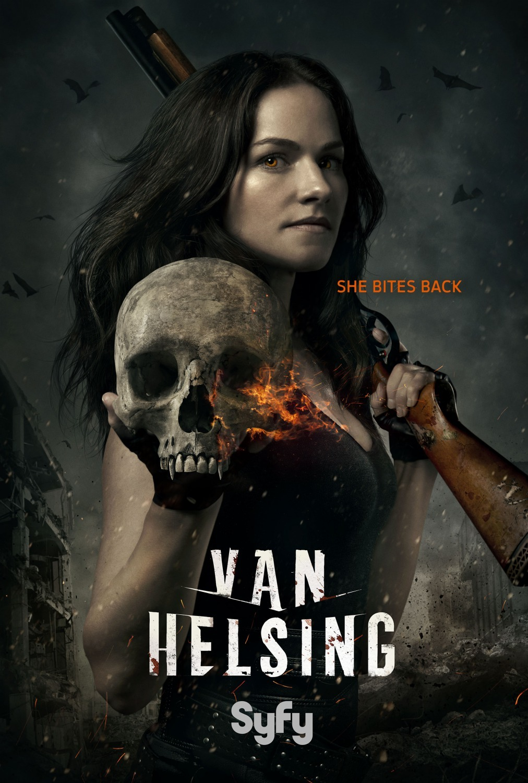 Van Helsing (S01- S05)