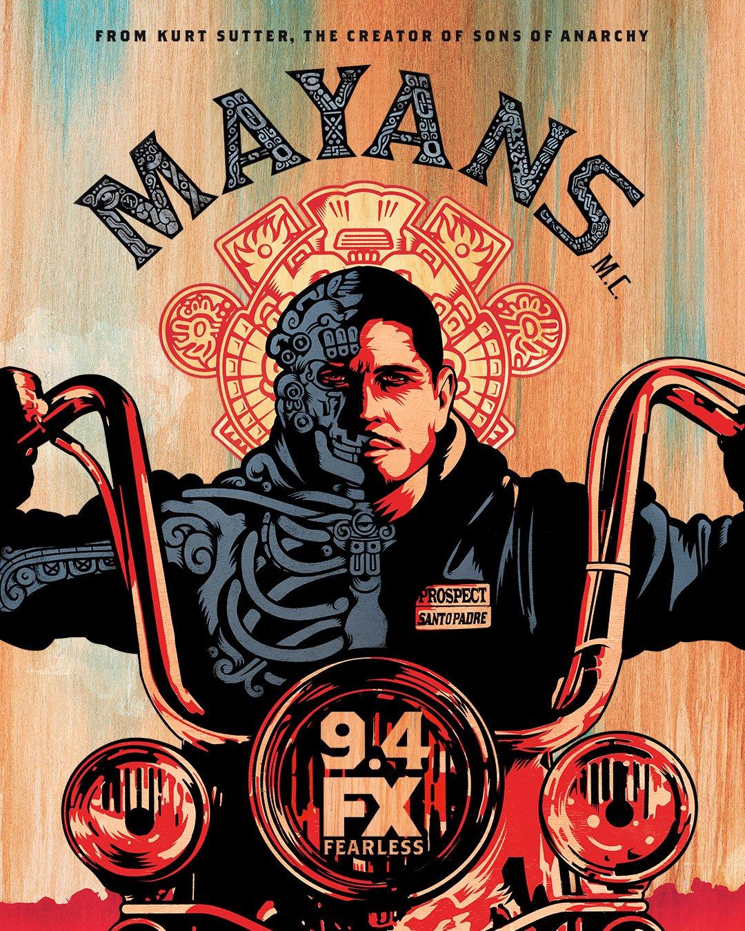 Mayans M.C. (έως S03E02)