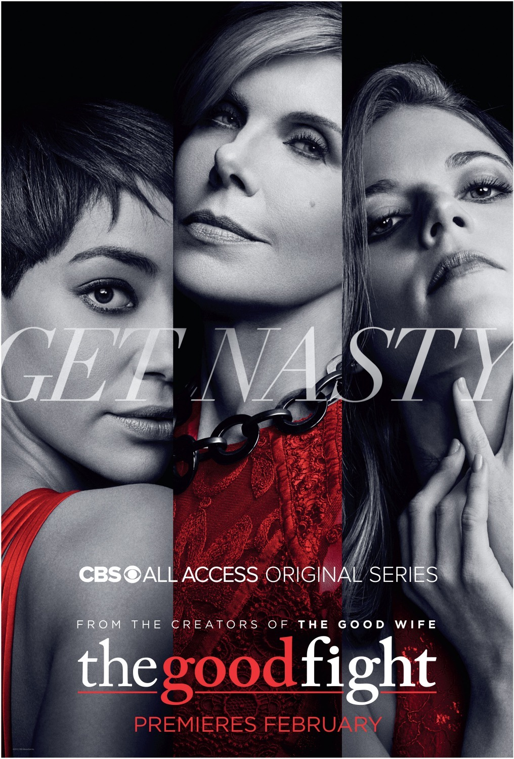 The Good Fight (S01 - S03)