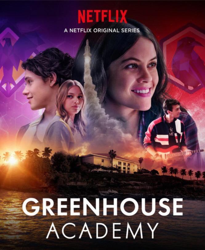 Greenhouse Academy (S01-S03)
