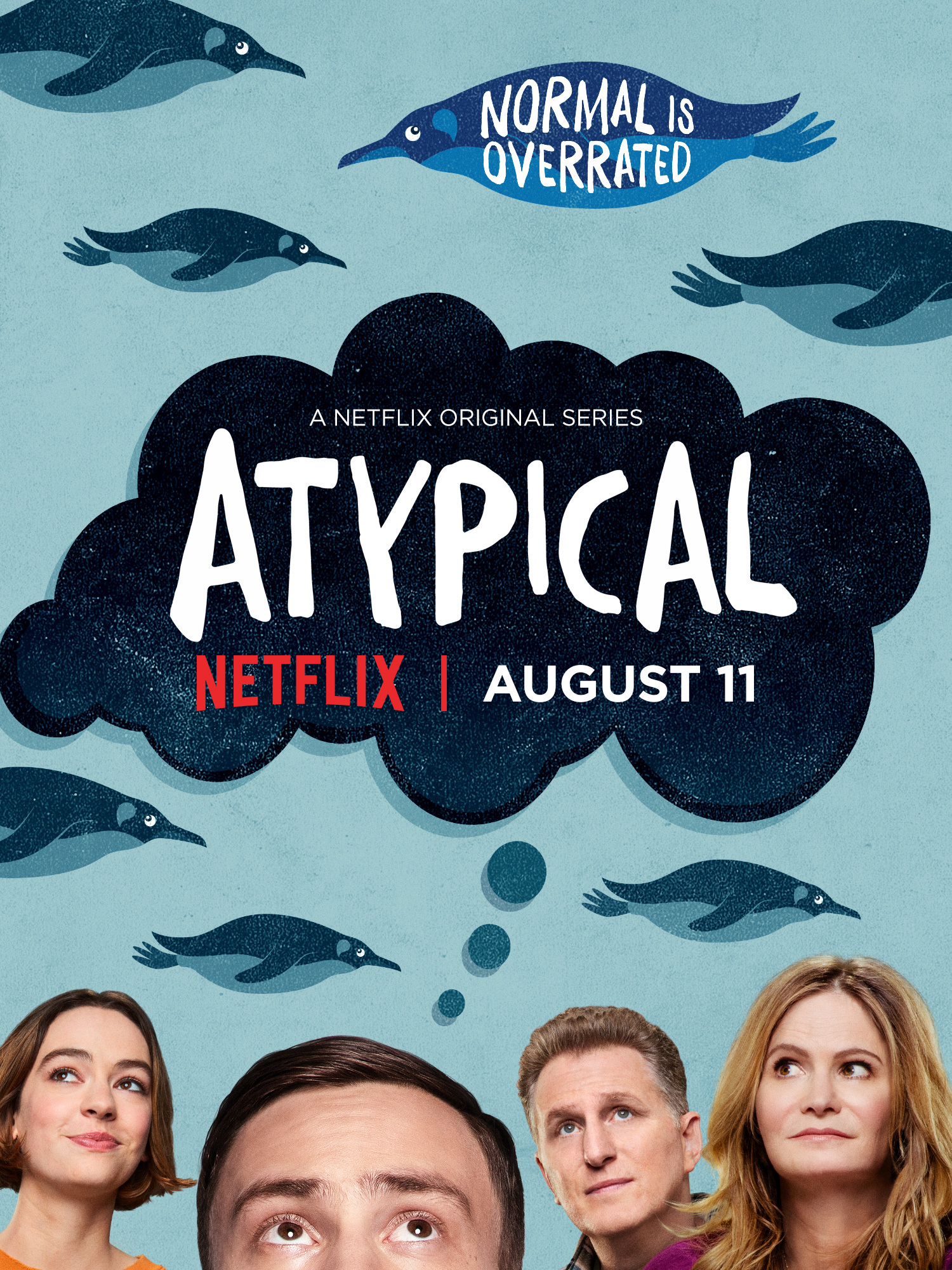 Atypical (S01-S04)