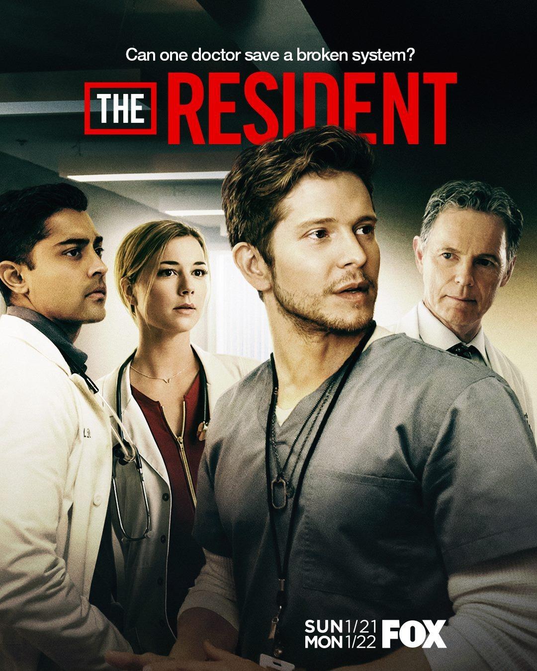 The Resident (έως S03E06)