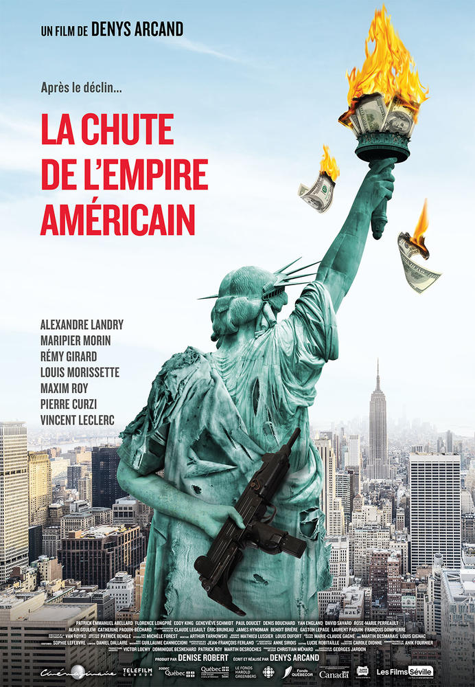 La chute de l\'empire américain