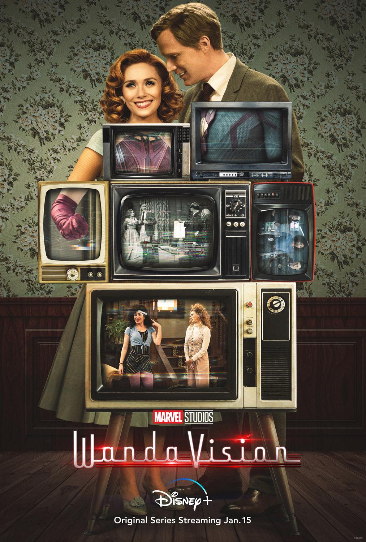 WandaVision (έως S01E08)