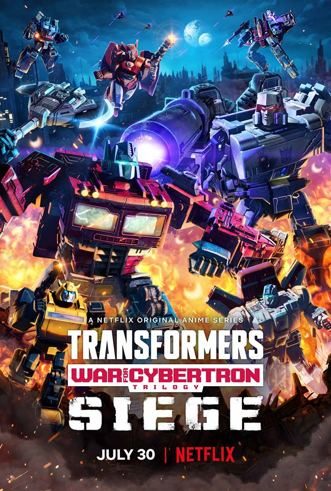Transformers: War for Cybertron (S01 - S02)