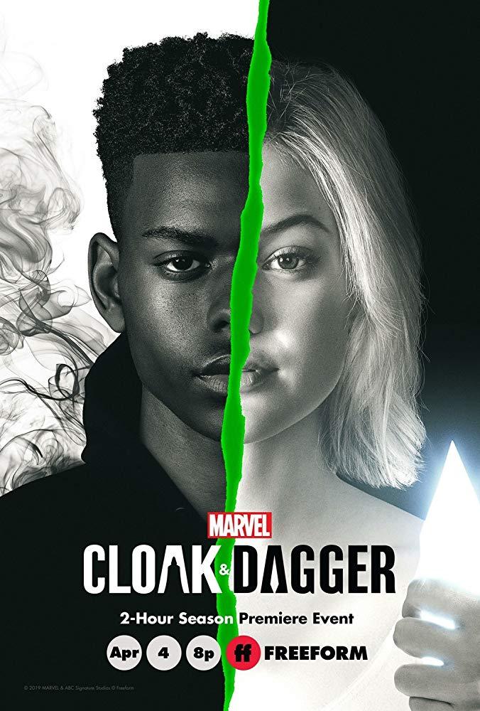 Marvel\'s Cloak & Dagger (έως S02E09)