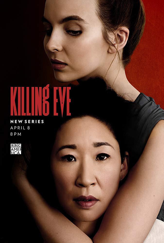 Killing Eve (S01-S03)