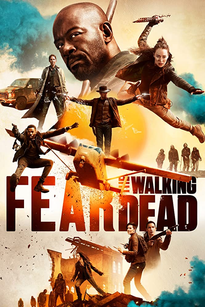 Fear the Walking Dead (έως S06Ε13)