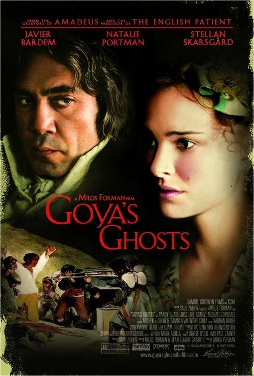 Goya\'s Ghosts
