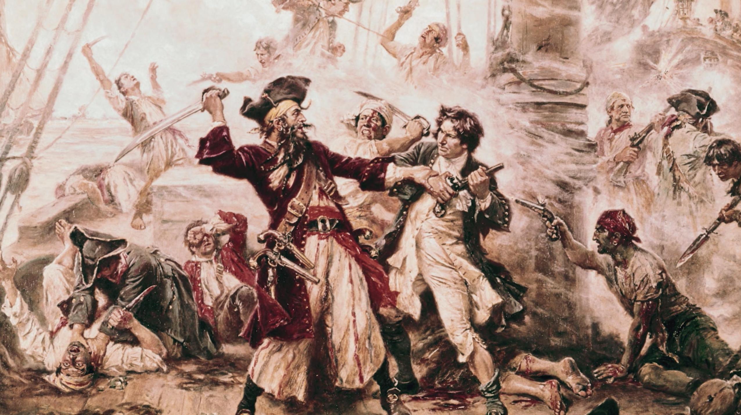 Explained: Pirates   Season 2   Episode 6
