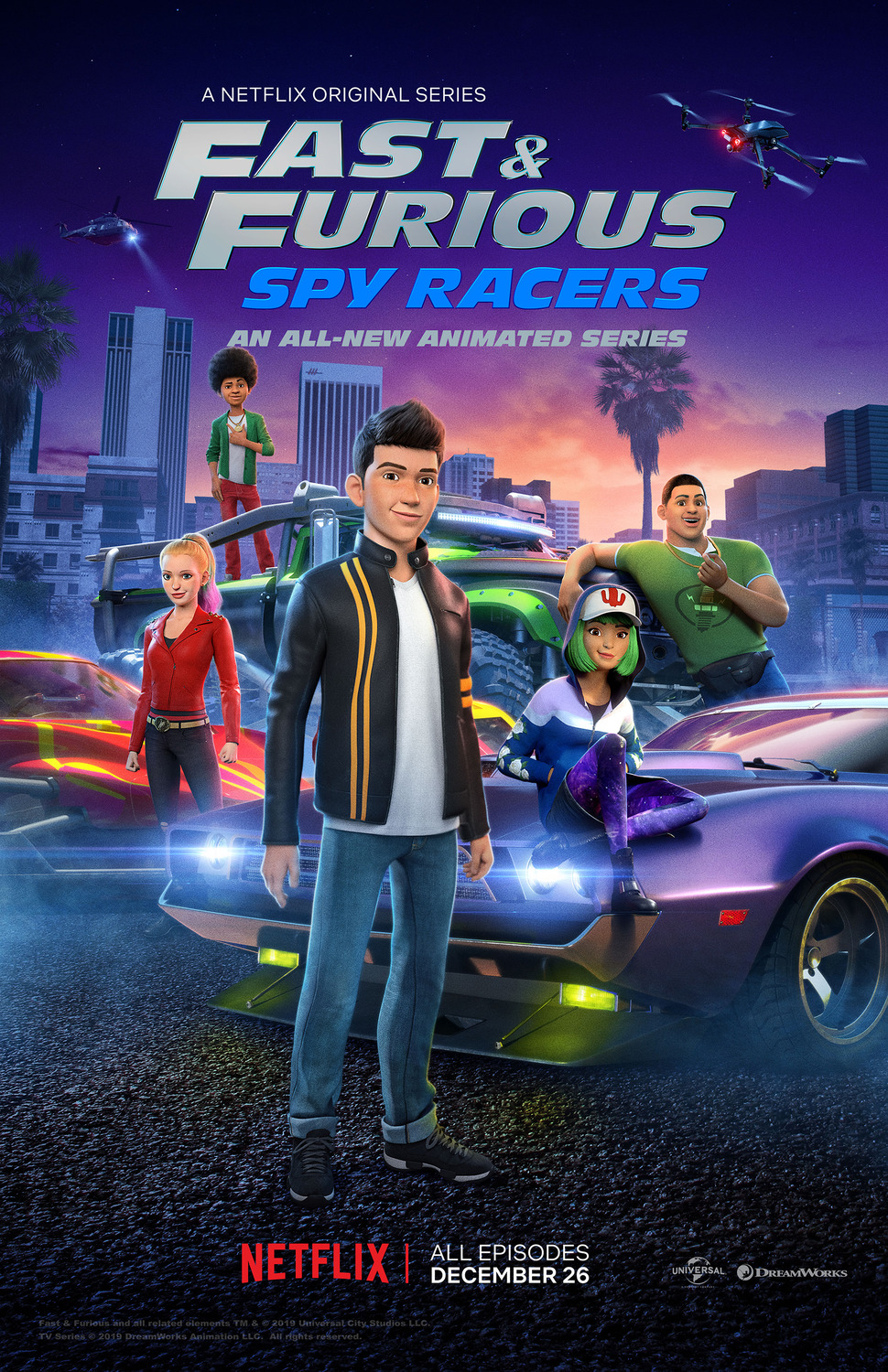 Fast & Furious Spy Racers (S01-S02)