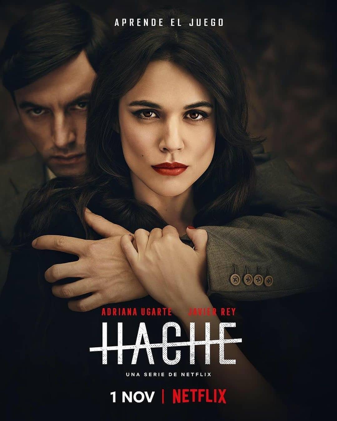 Hache (H) (έως S02E06)