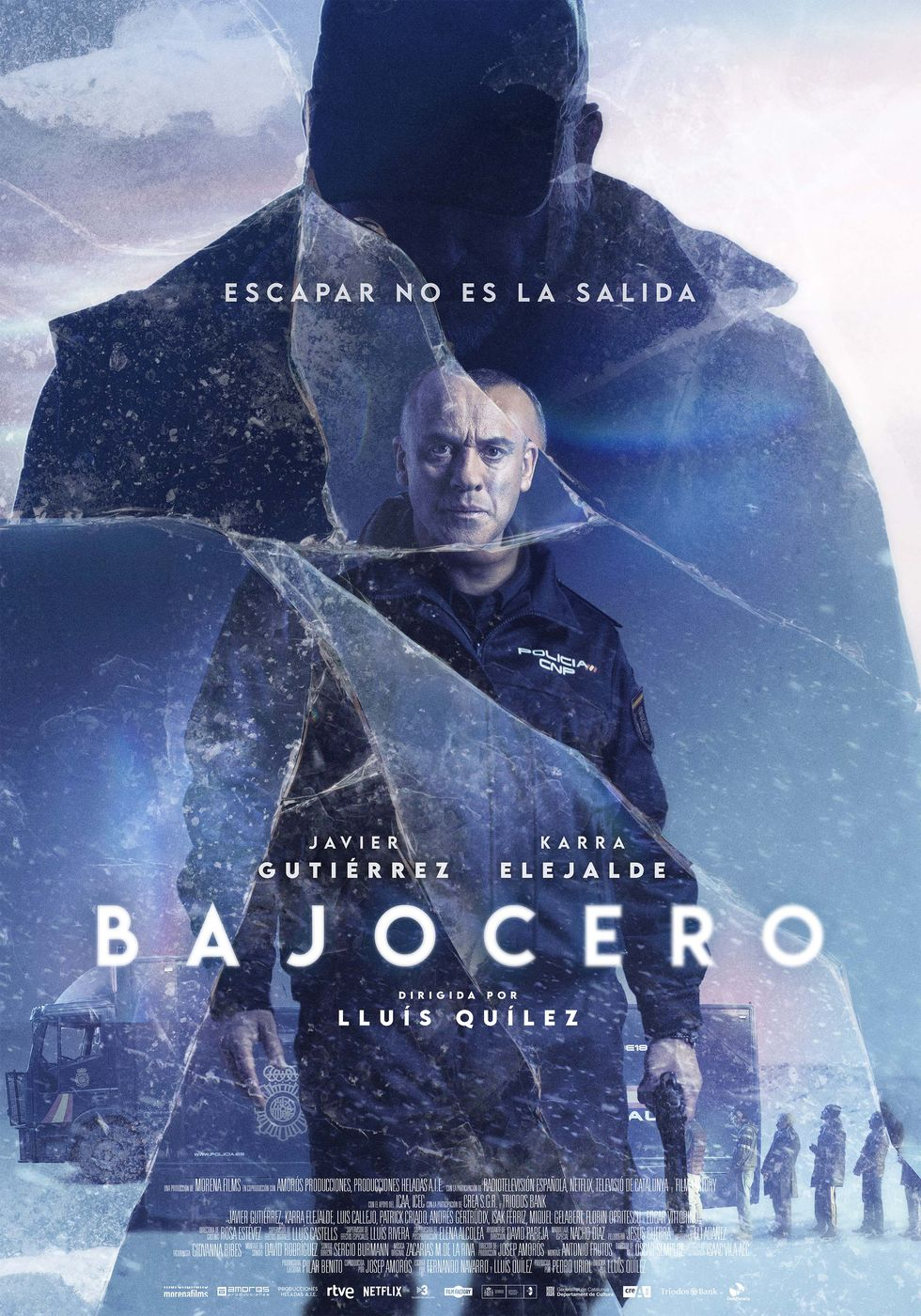 Bajocero (Below Zero)