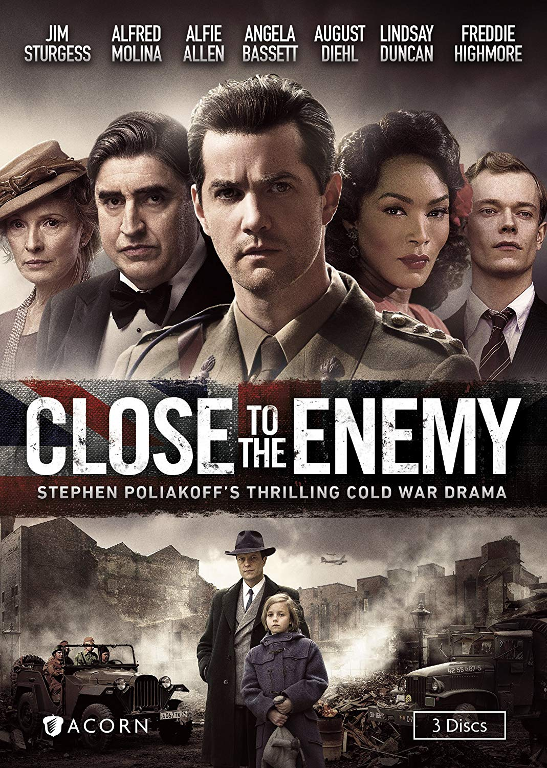 Close to the Enemy (Έως S01E05)