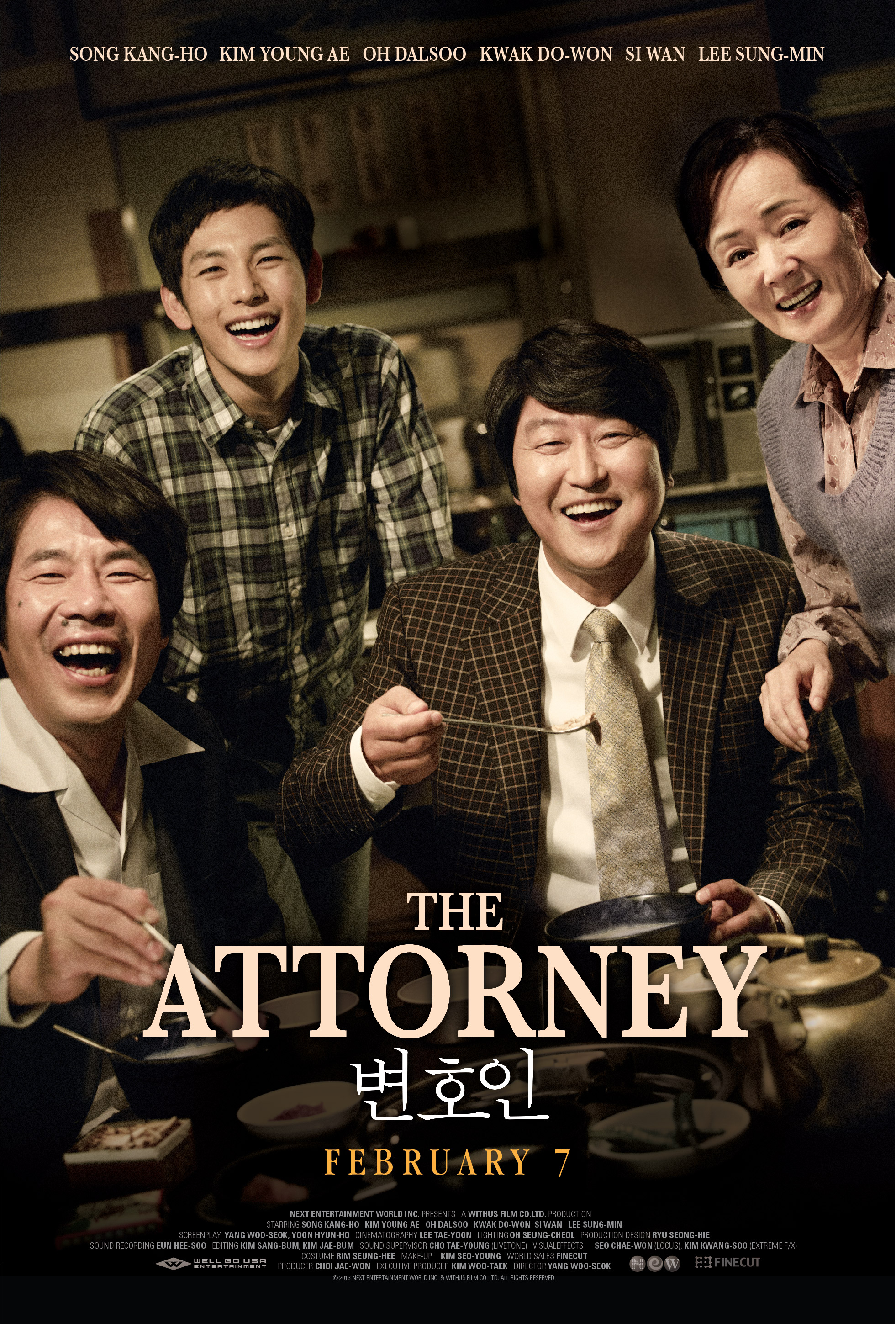 The Attorney  (Byeon-ho-in)