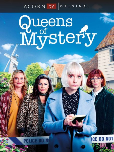 Queens of Mystery (έως S01E01)