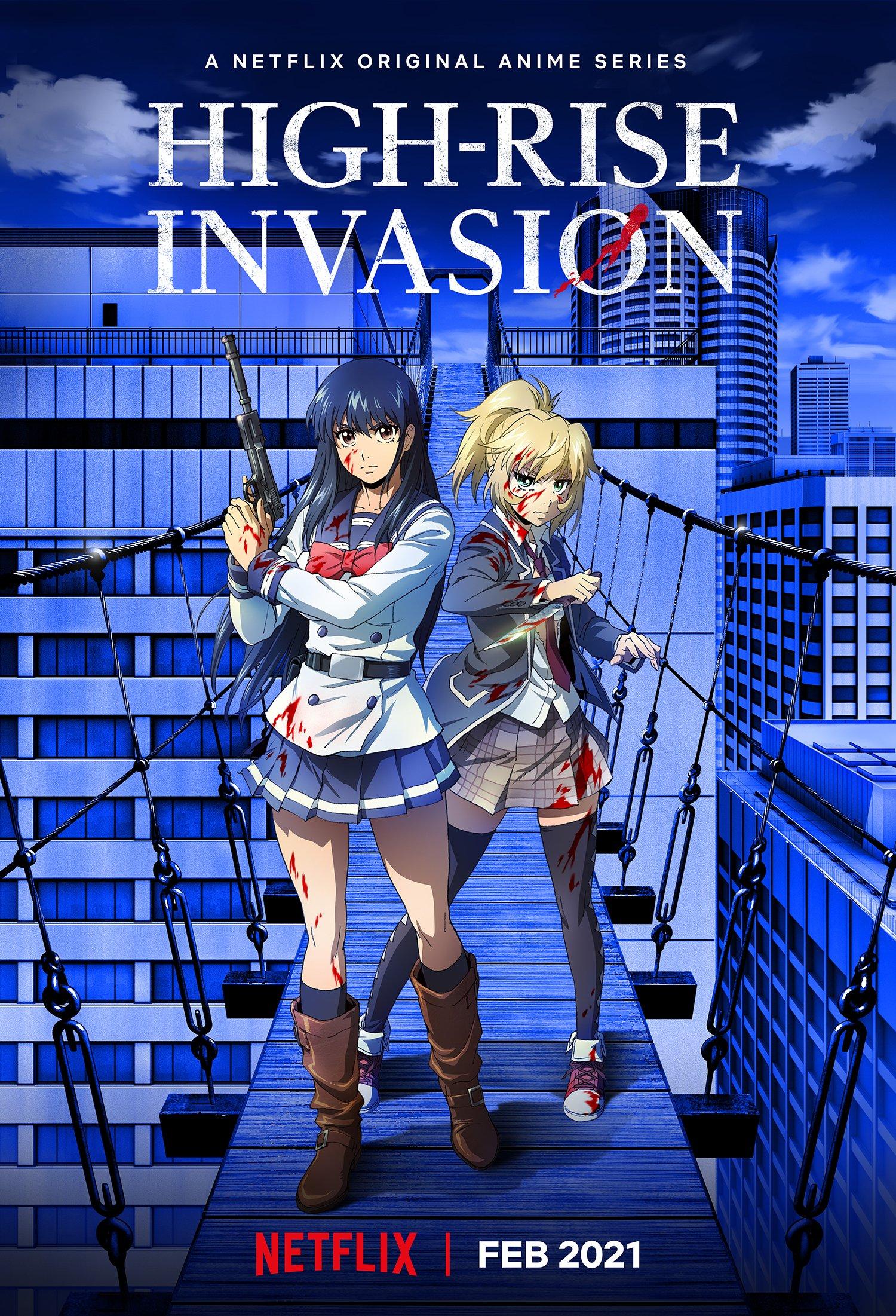 High-Rise Invasion (S01)