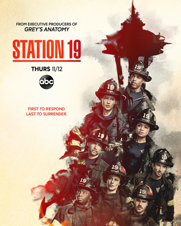 Station 19 (έως S01E01)