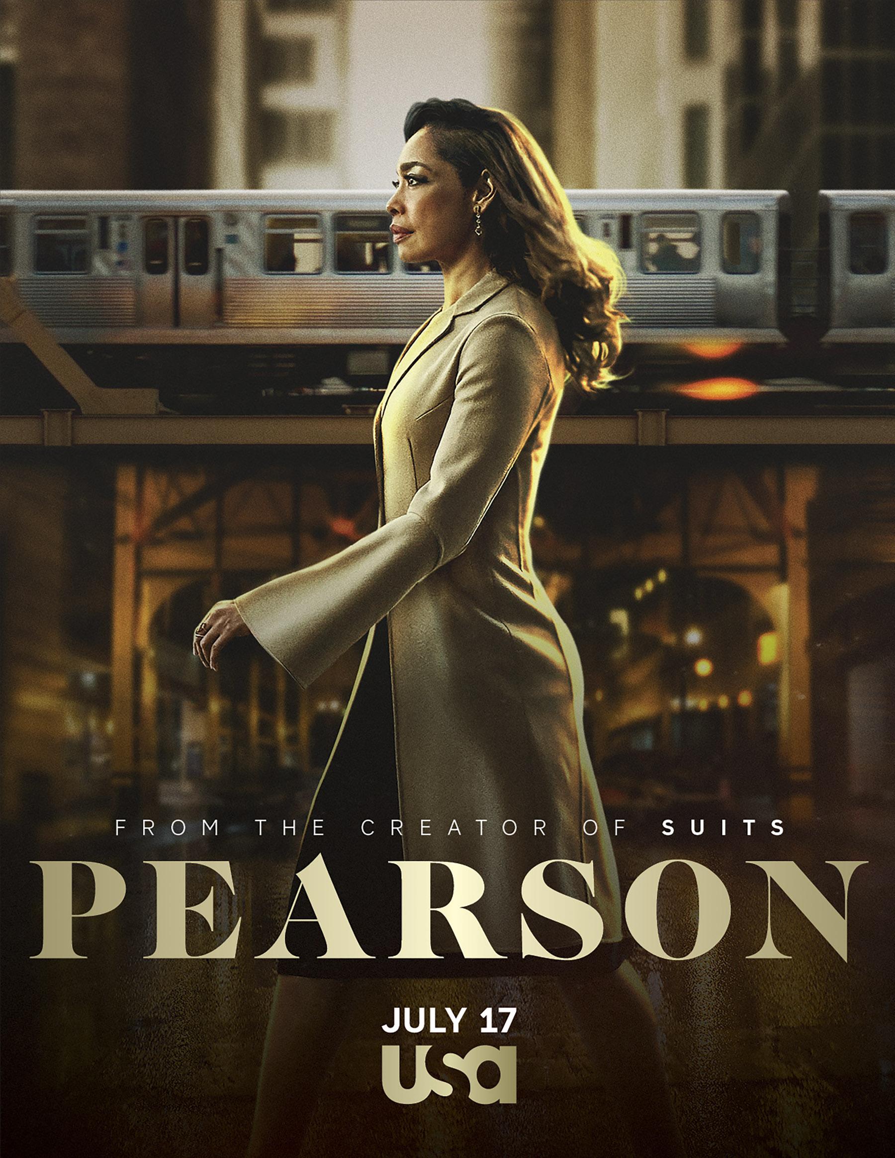 Pearson (έως S01E01)