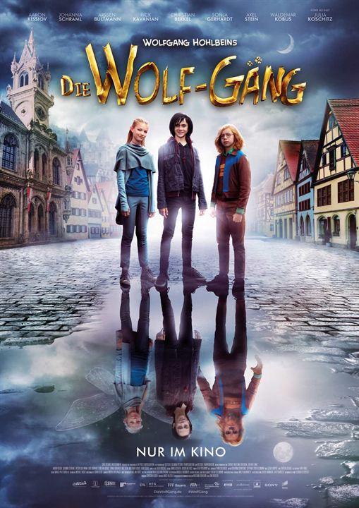 Die Wolf-Gäng (The Magic Kids Three Unlikely Heroes)