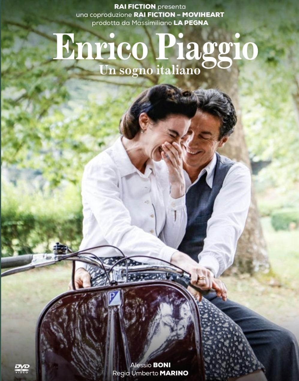 Enrico Piaggio - Vespa