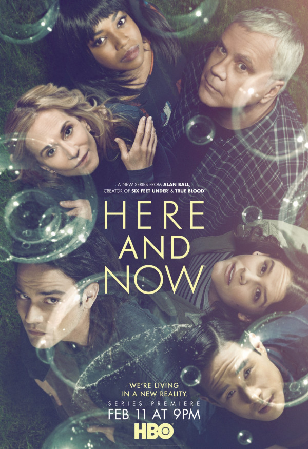 Here and Now (έως S01E01)