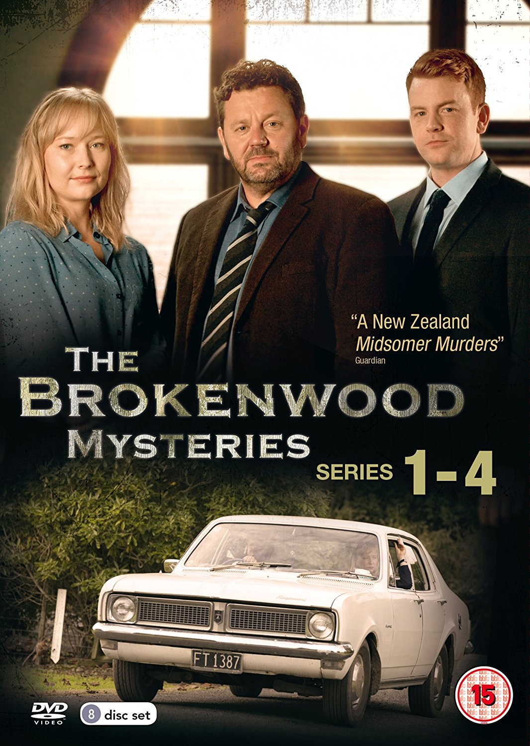 The Brokenwood Mysteries (έως S01E04)