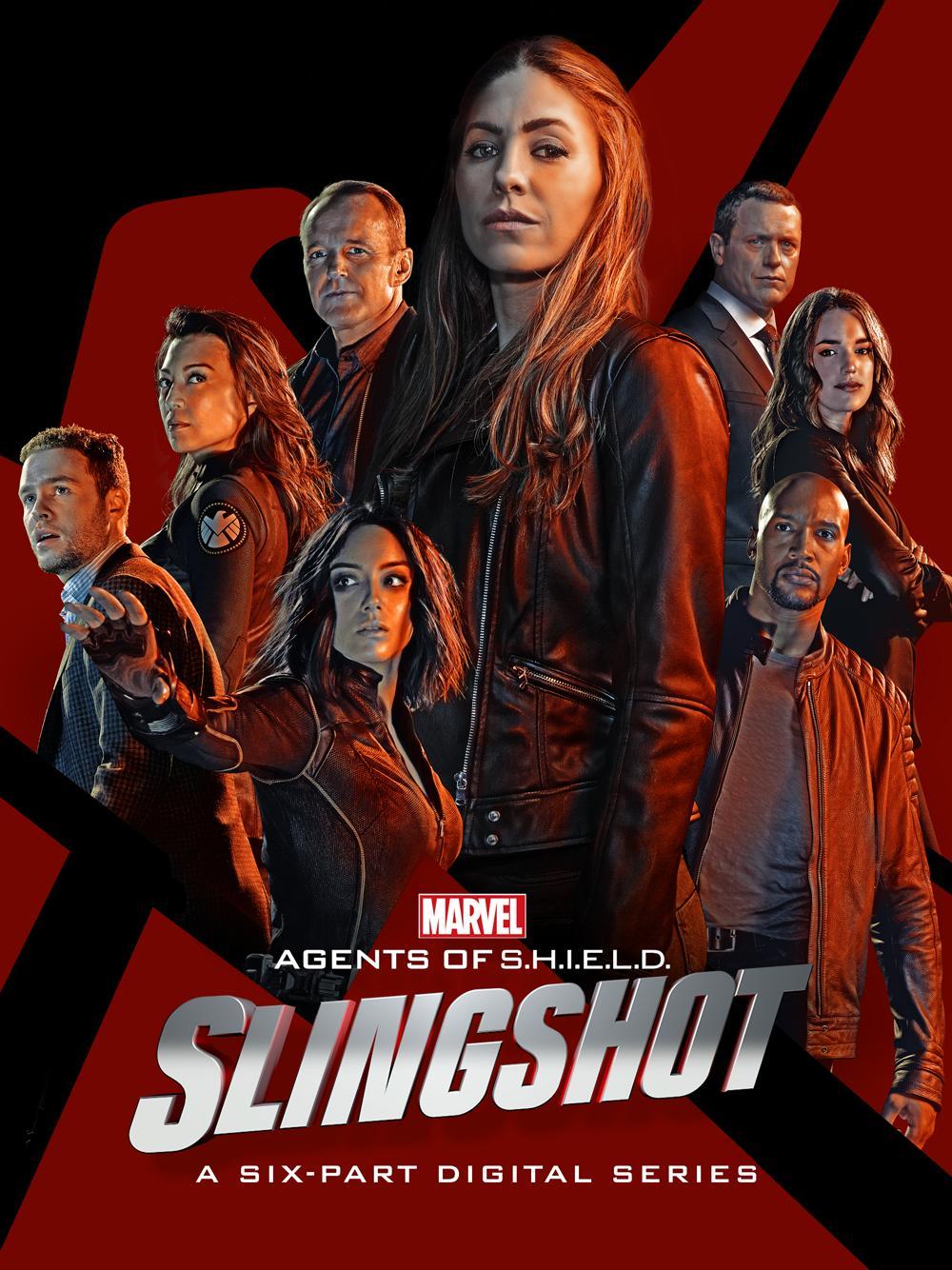 Agents of S.H.I.E.L.D.: Slingshot (S01)