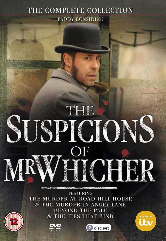 The Suspicions of Mr Whicher (S01)