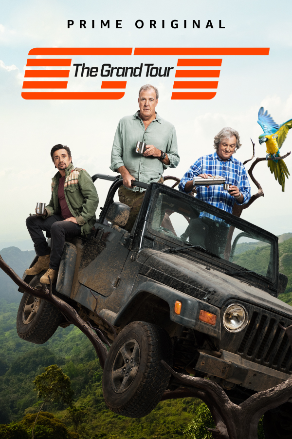 The Grand Tour (S01 - S04)
