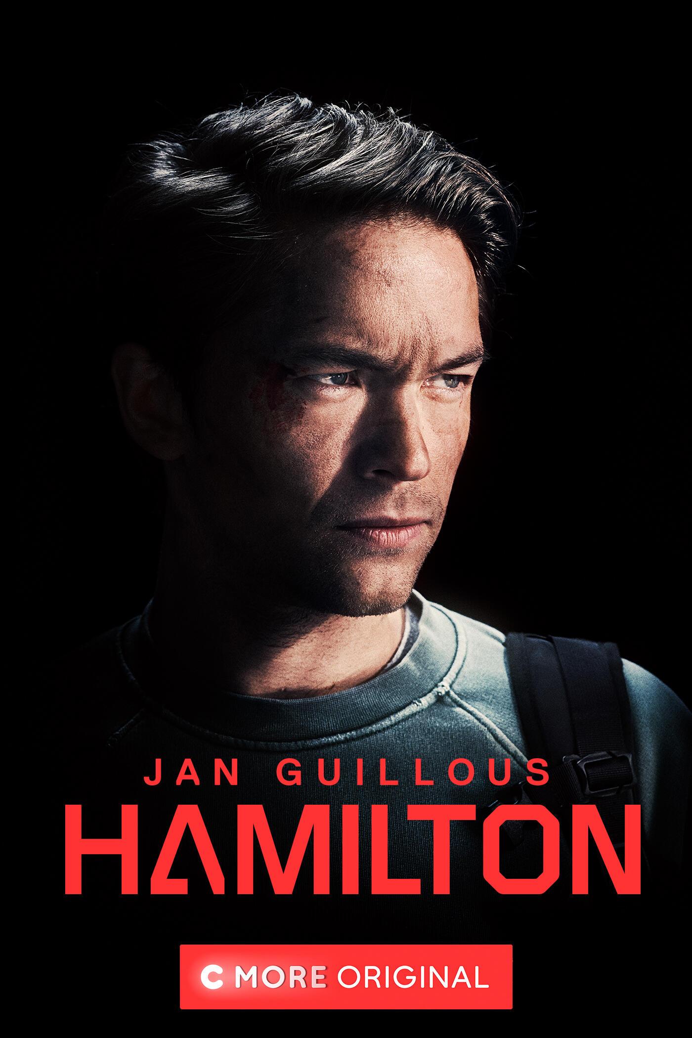 Hamilton (Agent Hamilton)(S01)