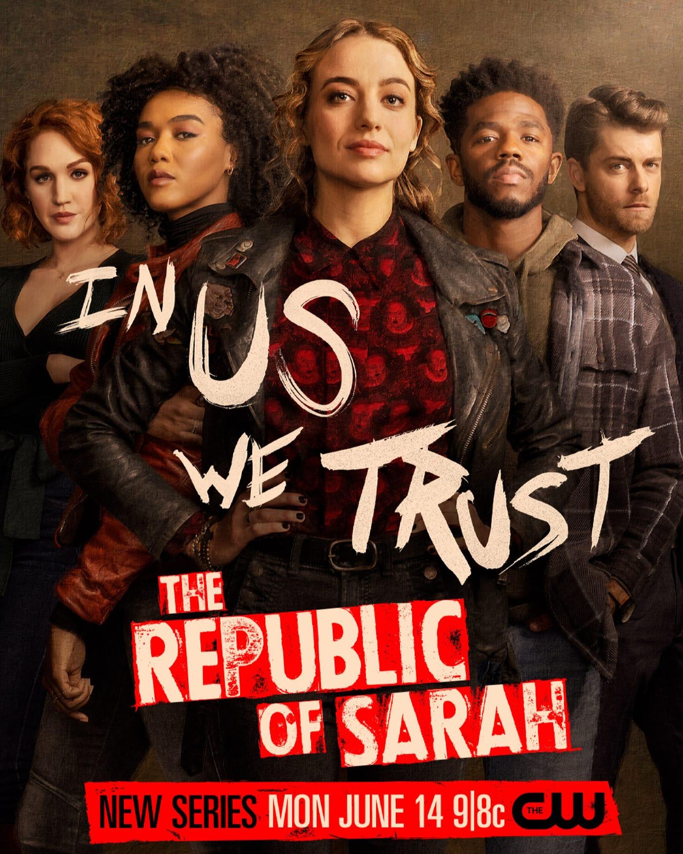 The Republic of Sarah (S01)